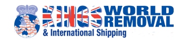 Kings World Removals Logo